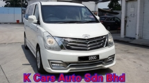 2017 HYUNDAI STAREX 2.5 Grand Royale Facelift 12 Seats MPV Power Slide Door Like Showroom Car Condition No Repair Need Worth Buy