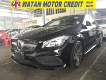 2017 MERCEDES-BENZ CLA CLA180 FACELIFTED AMG KEYLESS PRE CRASH LANE KEEPING ASSIST BLIND SPOT ASSIST INC SST JAPAN UNREG