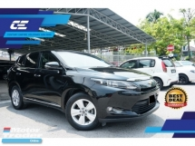 2015 TOYOTA HARRIER 2.0 ELEGANCE (A) + 1 Year Warranty