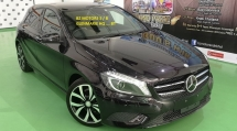 2015 MERCEDES-BENZ A-CLASS  2015 MERCEDES BENZ A180 1.6 SE UNREG JAPAN SPEC  CAR SELLING PRICE ONLY ( RM 123,000.00 NEGO )
