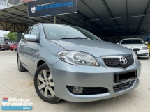 2008 TOYOTA VIOS 1.5G 1.5 G TRD FULL SPEC - WARRANTY - BLACK INTERIOR - 4 DISC BRAKE - ABS SYSTEM - 1 UNCLE OWNER - END YEAR SALE - LOW DOWNPAYMENT