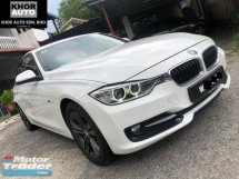 2013 BMW 3 SERIES 320I SPORTS(CKD)  EDITION RED LEATHER SEATS