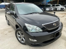2004 TOYOTA HARRIER 240G PREMIUM L PACKAGE