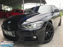 2013 BMW 3 SERIES 320I F30 2.0 (A) M-Sport [Full Loan X 9yrs]