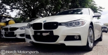 BMW F30 M Sport Bodykit set Taiwan PP 11  Exterior & Body Parts > Car body kits