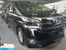 2017 TOYOTA VELLFIRE 2.5X/FREE WARRANTY 5 YEARS/READY STOCK/2X POWER DOOR/OFFER/NON SMOKING