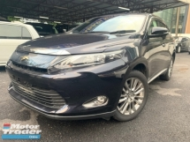 2014 TOYOTA HARRIER 2.0 PREMIUM POWER BOOT LKA HALF LEATHER UNREG