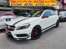2014 MERCEDES-BENZ A45 Edition 1 4 matics CBU