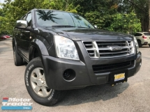 2008 ISUZU D-MAX 2.5 (M) FREE CANOPY 1 OWNER NO OFF ROAD