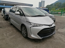 2016 TOYOTA ESTIMA 2.4 Aeras Final Edition Unregistered