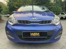 2014 KIA RIO 1.4 SX (A) SUNROOF FULL SEVICE RECORD LIKE NEW
