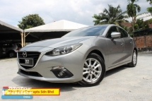 2015 MAZDA 3 2.0 (A) SKYACTIV G Ori Year Make 2015 1 Owner