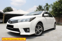2015 TOYOTA ALTIS 1.8G (A) DUAL VVTI Ori Year Make 2015 New Model