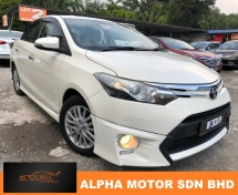 2014 TOYOTA VIOS 1.5 G (A) TRD SKIRTING PRICE NEGO