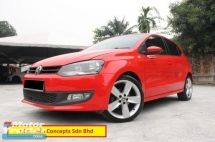 2012 VOLKSWAGEN POLO 1.2 TSI (A) SPORTS EDITION 1 OWNER FULL LOAN UP TO 8 YRS