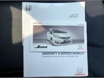 2013 HONDA JAZZ 1.5 i-VTEC (A) FULL SERVICE RECORD