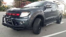 2014 FORD RANGER 2014 Ford Ranger 2.2 XLT 6 Speed 4x4Auto ( HI RIDER )