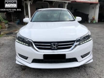 2014 HONDA ACCORD 2.0 VTI-L (A) MODELO Honda Full Service Record