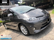 2010 TOYOTA ESTIMA AERAS S PACKAGE FACELIFT (A) Leather Seats 1 Malay Owner