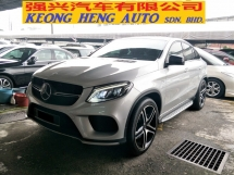 2016 MERCEDES-BENZ GLE 43 3.0 AMG COUPE UW21