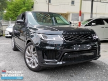 2018 LAND ROVER RANGE ROVER SPORT 3.0 HSE SUPERCHARGE DYNAMIC