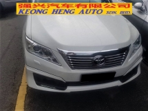 2015 TOYOTA CAMRY 2.0 G (CKD Local Spec)