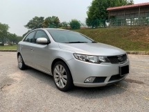 2011 KIA FORTE 1.6 (A) High Loan