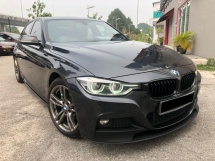 2017 BMW 3 SERIES 330E M SPORT F30 M PERFORMANCE SPOILER BODYKIT