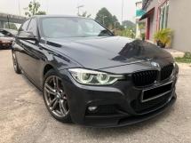 2017 BMW 3 SERIES 330E M SPORT F30 M PERFORMANCE SPOILER BODYKIT