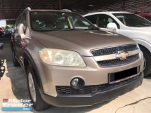 2010 CHEVROLET CAPTIVA 2.4 AWD AUTO TIP TOP CONDITION
