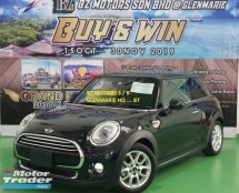 2014 MINI 3 DOOR 2014 MINI COOPER S 1.5 MANUAL TWIN TURBO NEW FACELIFT JAPAN SPEC SELLING PRICE  RM 109,000.00 NEGO