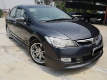 2008 HONDA CIVIC 2.0S TIP TOP CONDITION