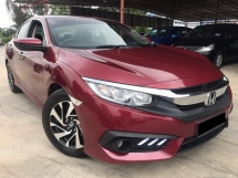 2016 HONDA CIVIC 1.8S TIP TOP CONDITION