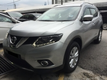 2016 NISSAN X-TRAIL 2.0L Actual Year Make Full Service Record