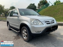 2003 HONDA CR-V 2.0 (A) Loan Available
