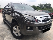 2013 ISUZU D-MAX 2.5L 4X4 DOUBLE CAB TIP TOP CONDITION