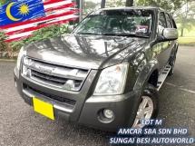 2011 ISUZU D-MAX 2.5LS (M) DOUBLE CAB PICKUP TRUCK SALE