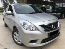2012 NISSAN ALMERA 1.5 E AUTO TIP TOP CONDITION