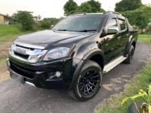 2017 ISUZU D-MAX 2017 Isuzu D-MAX 2.5 4WD (A) FACELIFT
