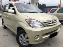 2004 TOYOTA AVANZA 1.3 G AUTO  TIP TOP CONDITION