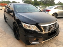 2012 TOYOTA CAMRY 2.0G TIP TOP CONDITION