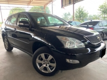 2005 TOYOTA HARRIER 240G PREMIUM L PACKAGE TIP TOP CONDITION