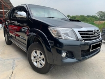 2014 TOYOTA HILUX 2.5 AUTO VGT 4X4 TIP TOP CONDITION
