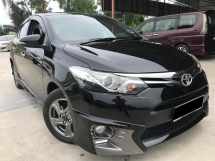 2014 TOYOTA VIOS 1.5 TRD SPORTIVO TIP TOP CONDITION