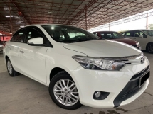 2015 TOYOTA VIOS 1.5G (AT) TIP TOP CONDITION