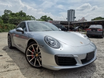 2016 PORSCHE 911 3.0 CARRERA S COUPE FACELIFT SPORT CHRNO JAPAN SPEC UNREG