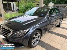 2016 MERCEDES-BENZ C-CLASS C200 Exclusive
