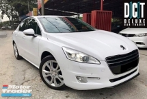 2014 PEUGEOT 508 1.6 TURBO PREMIUM P/SHIFT NAVI LEATHER SEAT HEAR LAMP ADJUSTER FULL SERVICE RECOED ONE CAREFUL OWNER