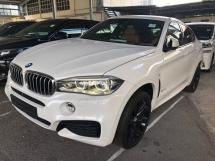 2015 BMW X6 X6 M Sport 3.0 Twin-Turbocharged Pre-Crash 360 Surround Camera HUD Head Up Display Harman Kardon Premium Sun Roof Memory Bucket Seat Paddle Shift Intelligent Full-LED Power Boot Bluetooth Connectivity Sport PLUS Drive Select Unreg