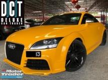 2013 AUDI TTS  2.0 FACELIFT QUATTRO REVO STATE 2 360HP NICE NUMBER 13